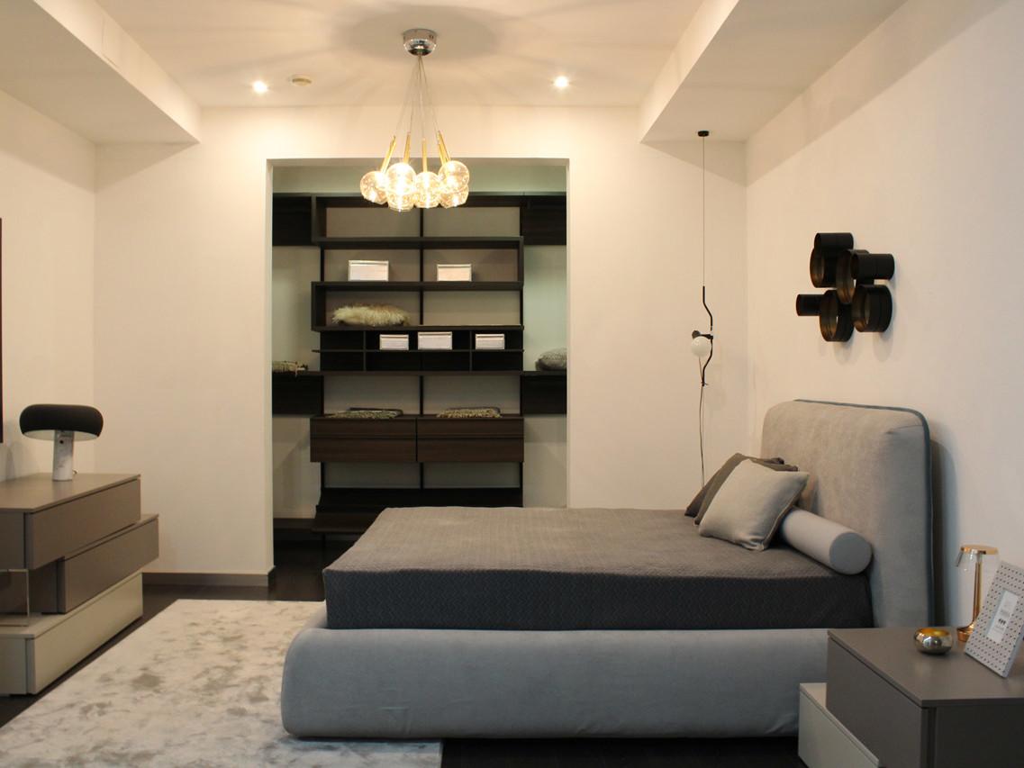 Camere da letto, armadi, complementi d'arredo e design su misura
